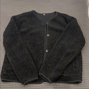 Uniqlo Sherpa Teddy Jacket